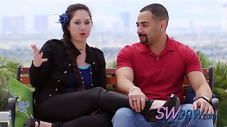 Swinger couples and their bonding time