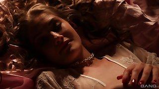 Erotic lesbian lovemaking between Victoria Summers & Tiffany Tatum