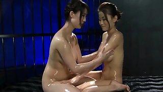 Japanese nancy babe ribbons asian pussy