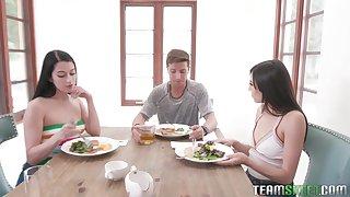 Step family trader Team Skeet compilation video